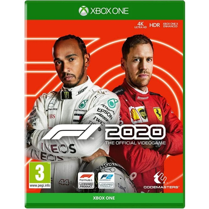 F1 2020 Xbox