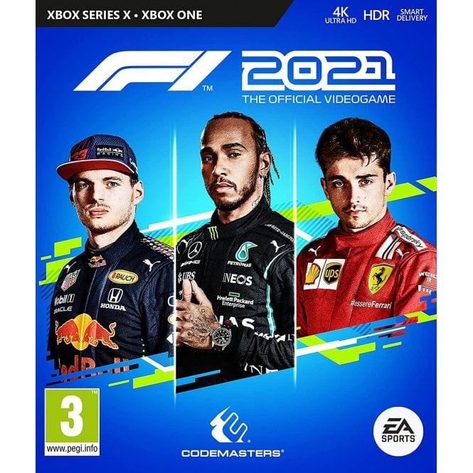 F1® 2021 Xbox