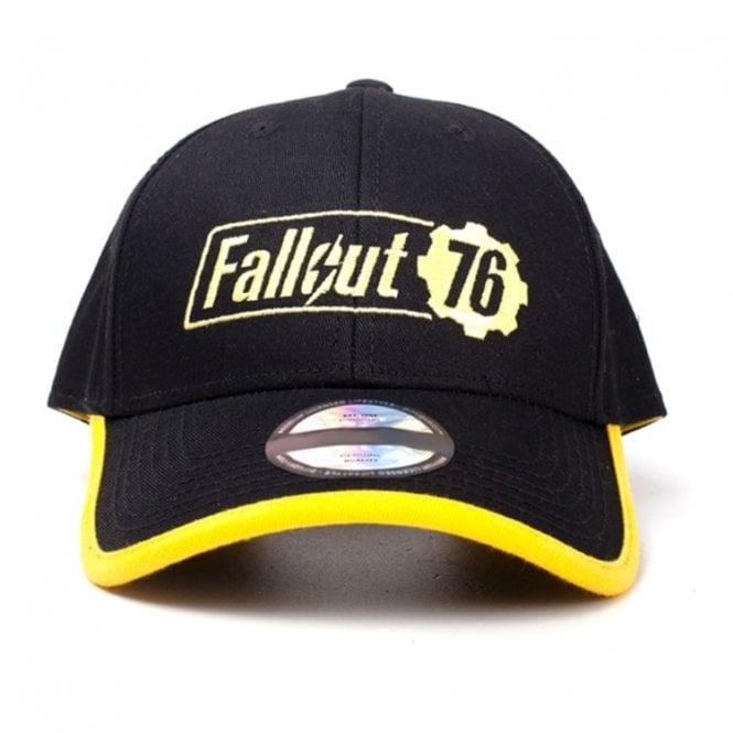 Fallout 76 Logo Cap