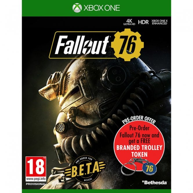 Fallout 76 Wastelanders Xbox