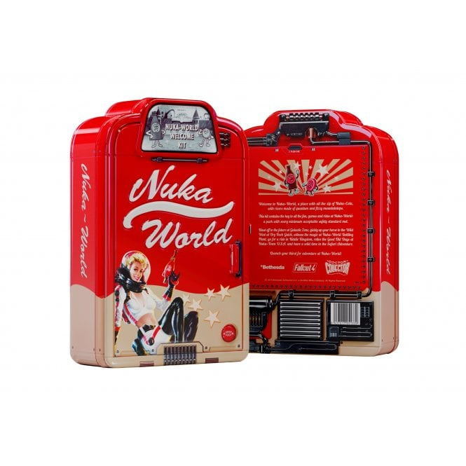 Fallout Nuka-World Welcome Kit