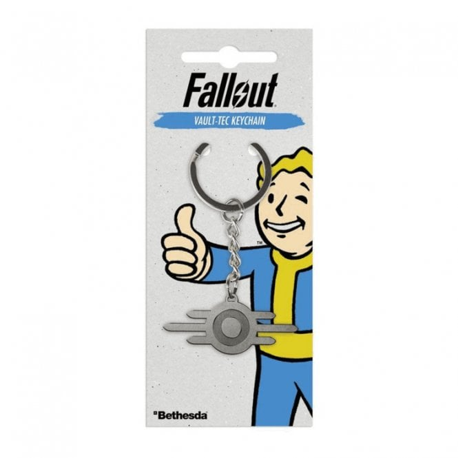 Fallout Vault-Tec Keyring