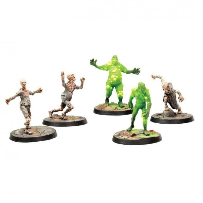 Fallout Wasteland Warfare Creatures Ghouls