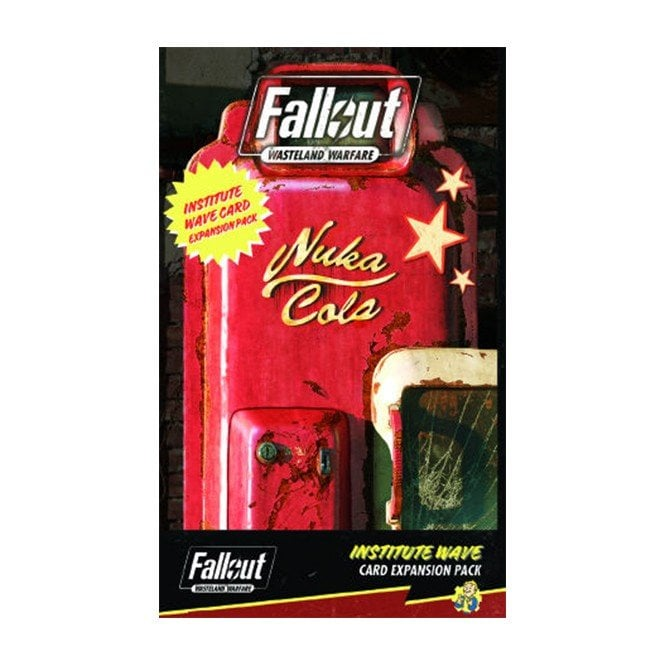 Fallout Wasteland Warfare Institute Cards