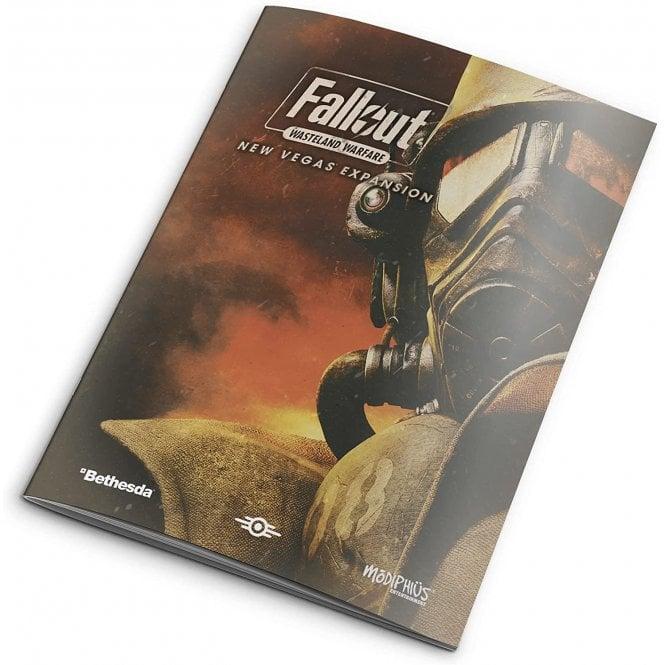 Fallout Wasteland Warfare New Vegas Expansion Rules