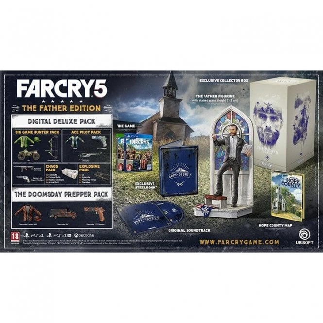 Far Cry 5 Father's Edition Xbox One