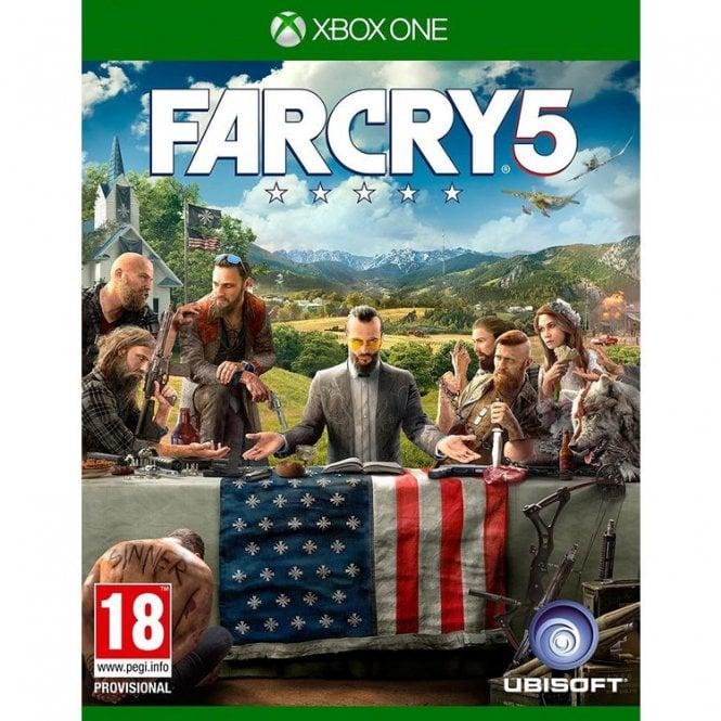 Far Cry 5 Xbox