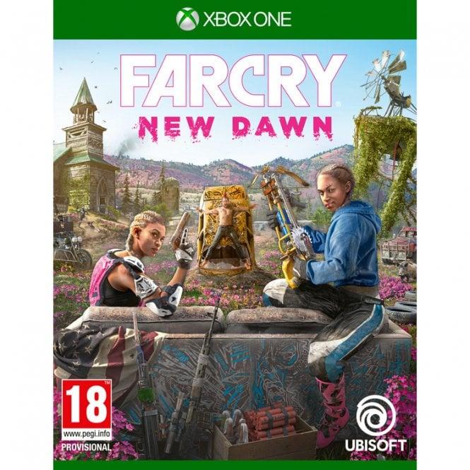 Far Cry New Dawn Xbox
