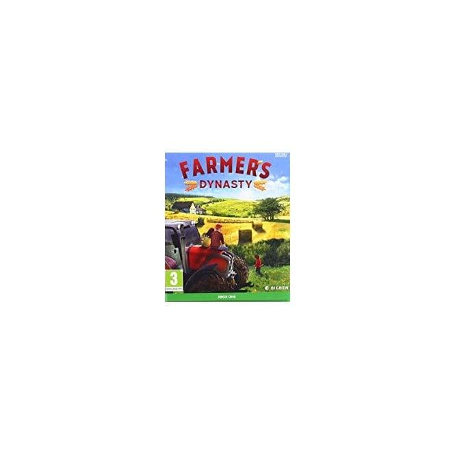 Farmers Dynasty Xbox