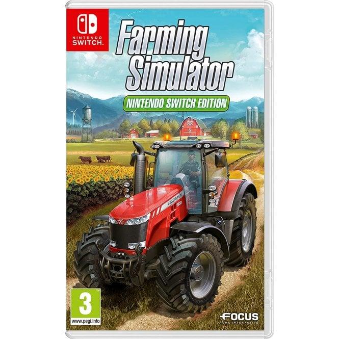 Farming Simulator 17 Switch Edition Switch