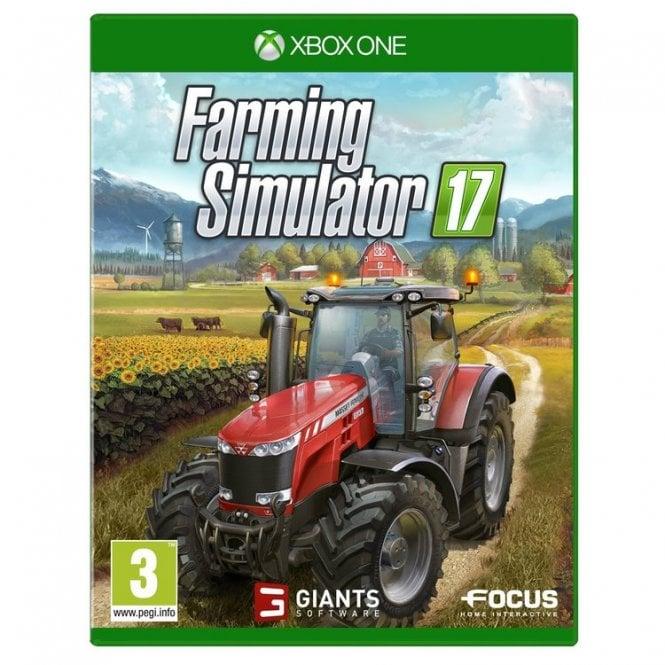 Farming Simulator 17 Xbox