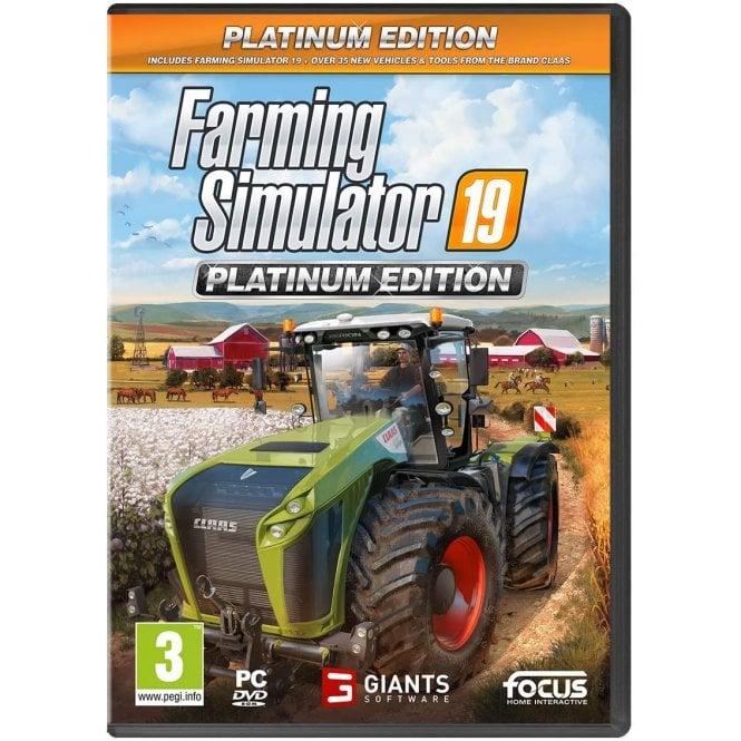 Farming Simulator 19 Platinum Edition PC