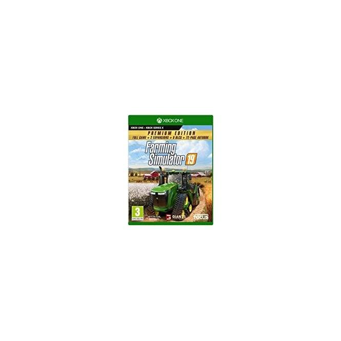 Farming Simulator 19 Premium Edition Xbox