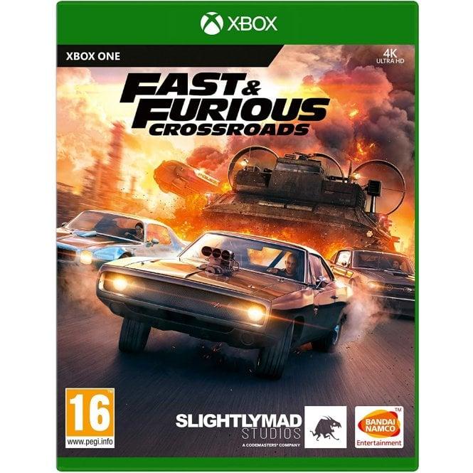Fast & Furious Crossroads Xbox