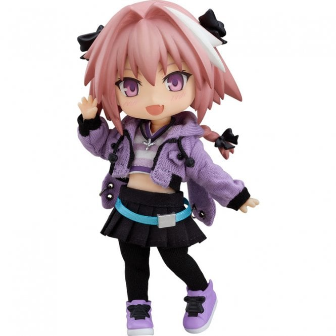"Fate/Apocrypha Nendoroid Doll Rider of ""Black"" Casual Ver."