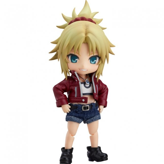 "Fate Apocrypha Nendoroid Doll Saber of ""Red"" Casual Ver."