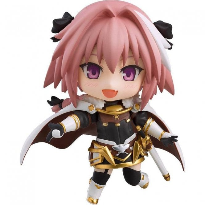 Fate Apocrypha Nendoroid Rider of Black Astolfo