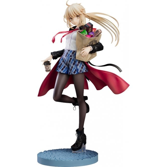 Fate/Grand Order 1/7 Scale Saber/Altria Pendragon (Alter) Heroic Spirit Traveling Outfit Ver.