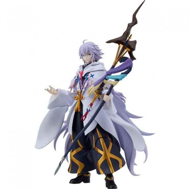 Fate/Grand Order Absolute Demonic Front Babylonia figma Merlin