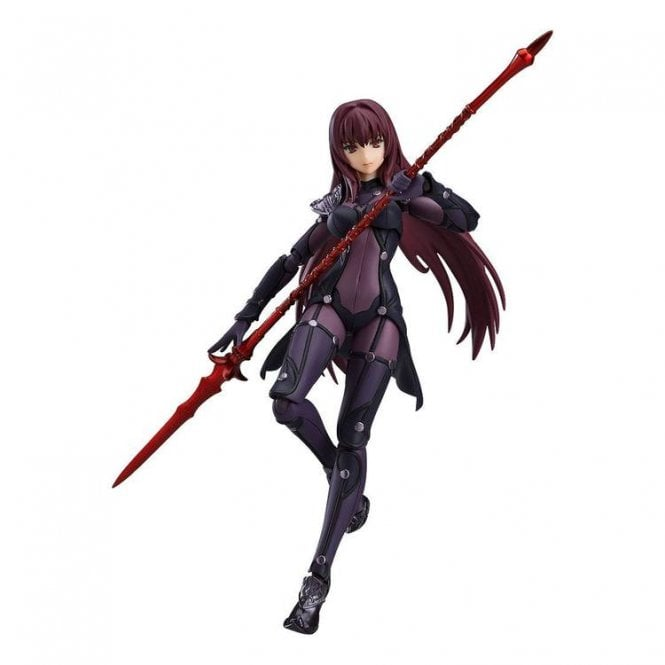 Fate/Grand Order figma Lancer/Scathach