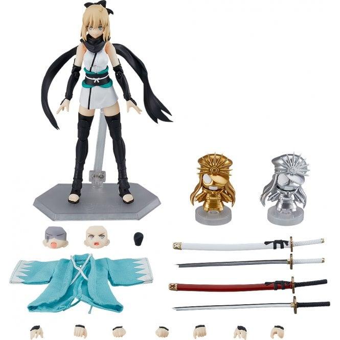 Fate/Grand Order figma Saber/Okita Souji Ascension ver.