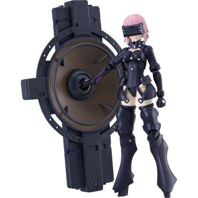 Fate/Grand Order figma Shielder/Mash Kyrielight (Ortinax)