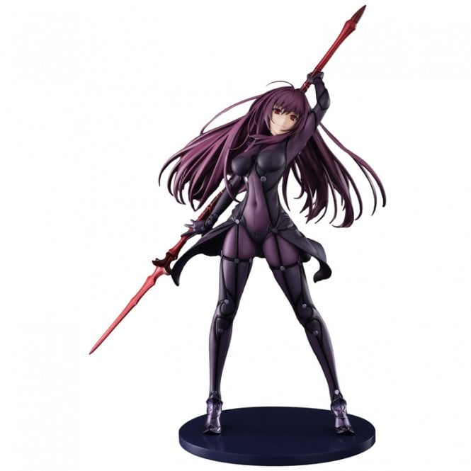 Fate Grand Order Lancer Scathach 1 7th Scale Figure
