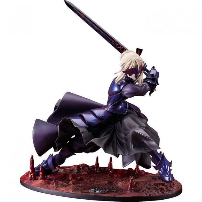 Fate stay night 1 7 Scale Saber Alter Vortiger