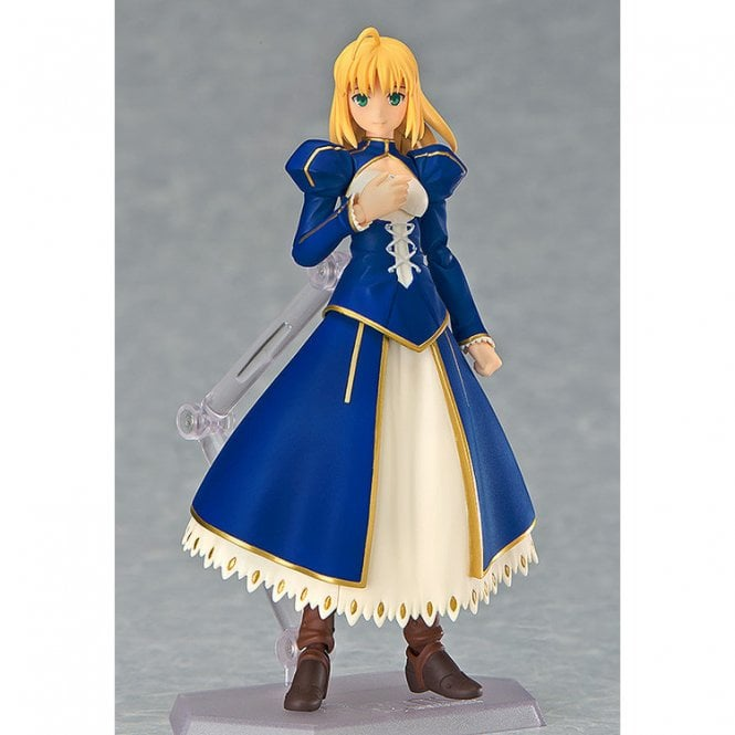 Fate stay night [Unlimited Blade Works] figma Saber Dress ver.