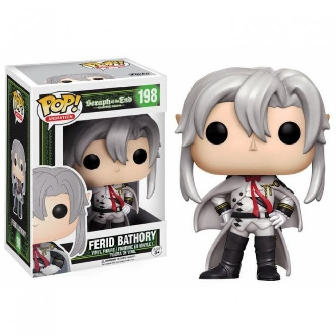 Ferid Bathory POP! Vinyl