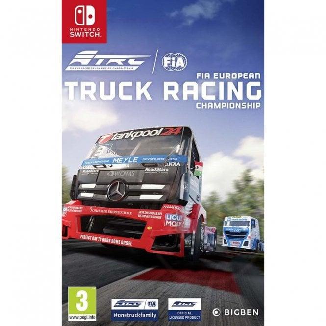 FIA European Truck Championship Switch