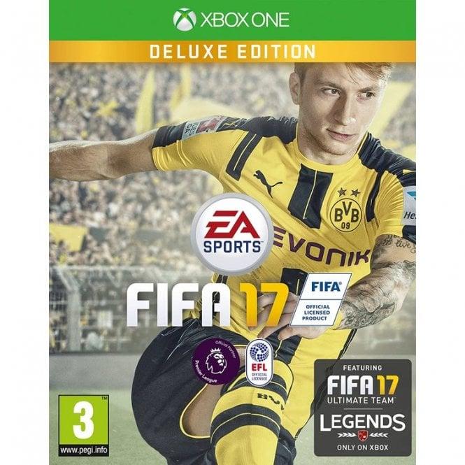 Fifa 17 Deluxe Edition Xbox