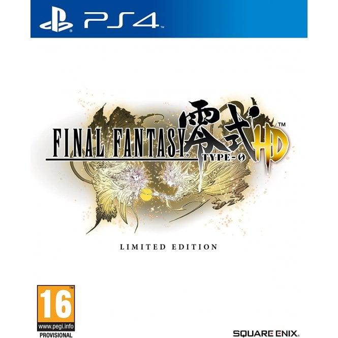 Final Fantasy Type-O Fr4me Ed PS4