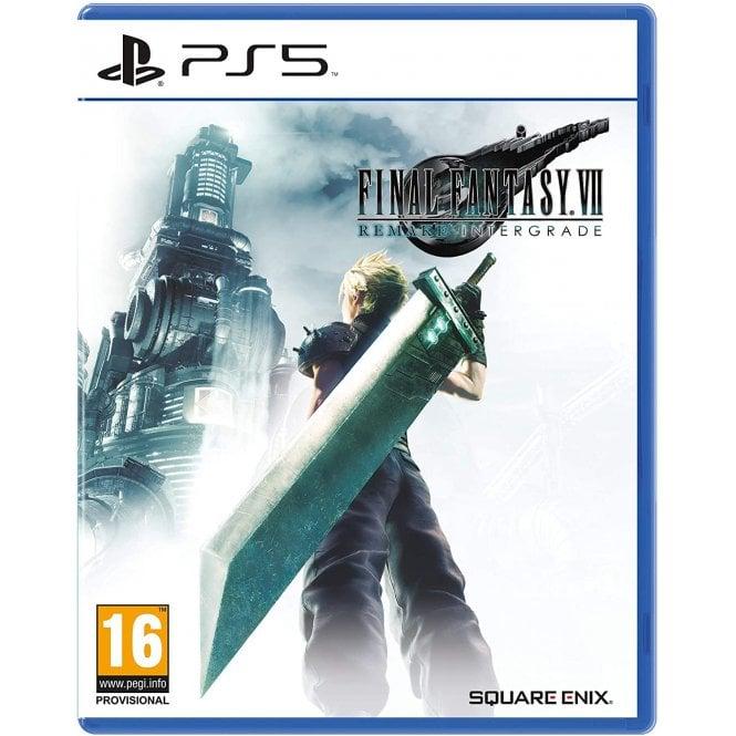 Final Fantasy VII Intergrade PS5