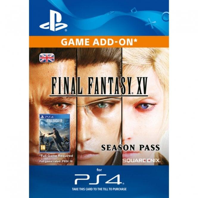 Final Fantasy XV Season Pass