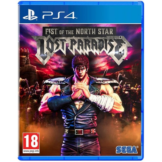 Fist of the North Star PS4