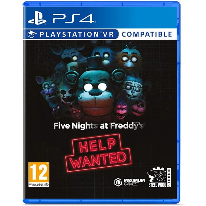 Five Nights at Freddy's Help Wanted PS4