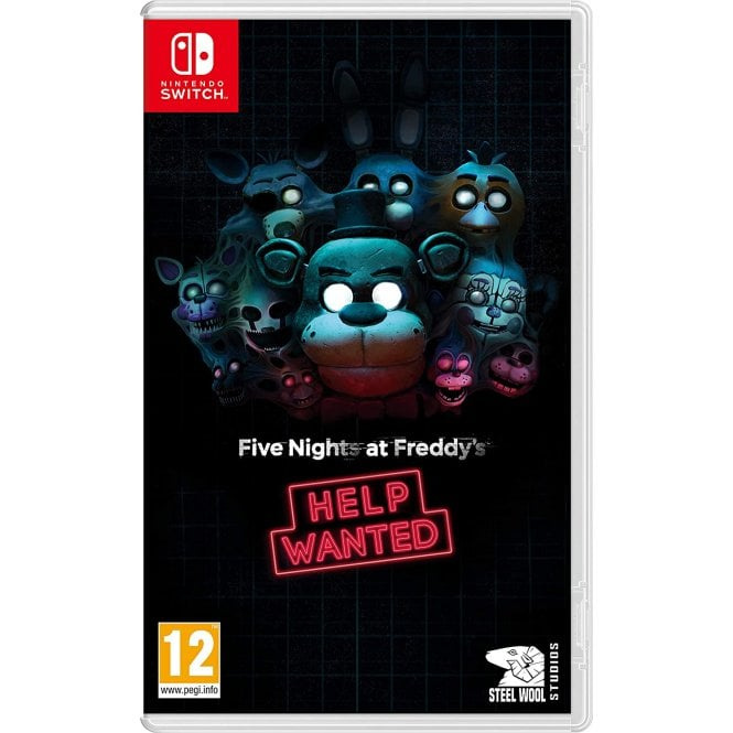 Five Nights at Freddy's Help Wanted Switch