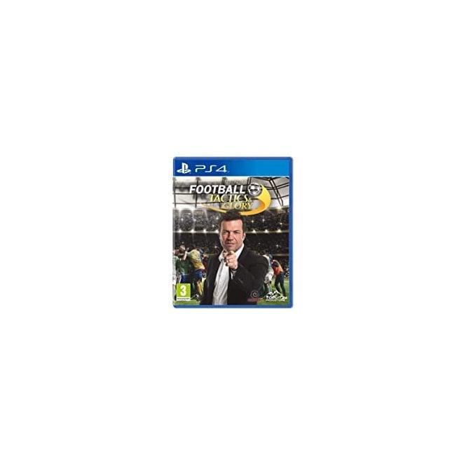 Football Tactics & Glory PS4