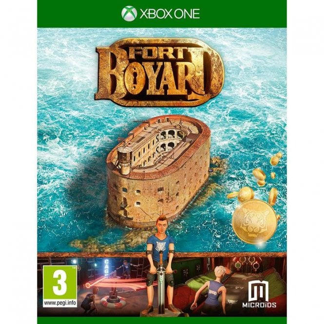 Fort Boyard Xbox