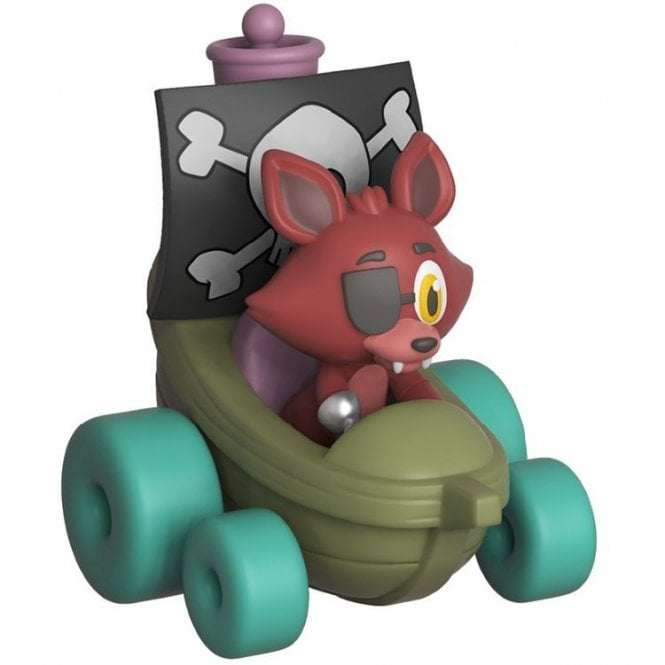 Foxy the Pirate Funko Super Racers