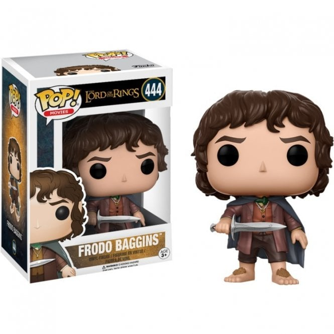 Frodo Baggins POP! Vinyl with Chase