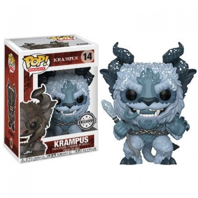 Frozen Krampus Exclusive POP! Vinyl