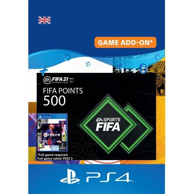 FUT 21 FIFA 500 Points