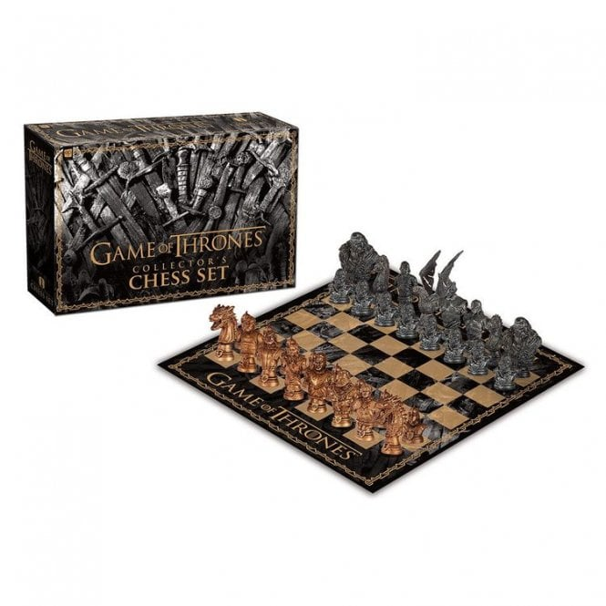 Game of Thrones Collector's Edition Chess Set