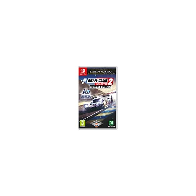 Gear Club Unlimited 2 Tracks Edition Switch