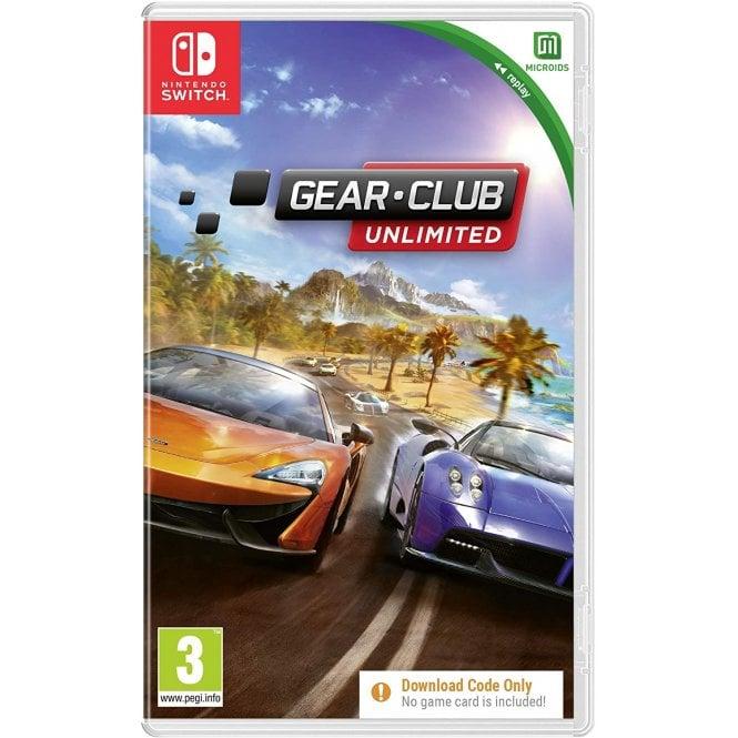 Gear Club Unlimited Switch