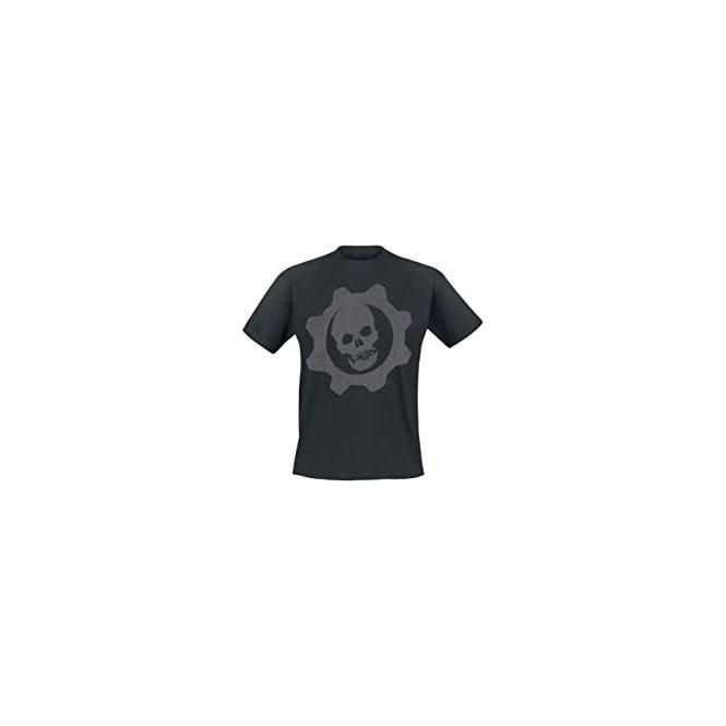 Gears of War Skull T-Shirt - X Large