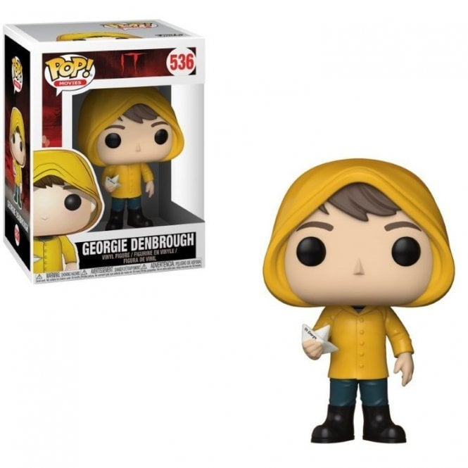 Georgie with Boat POP! Vinyl with Chase