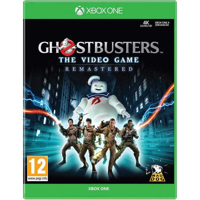Ghostbusters Remastered Xbox